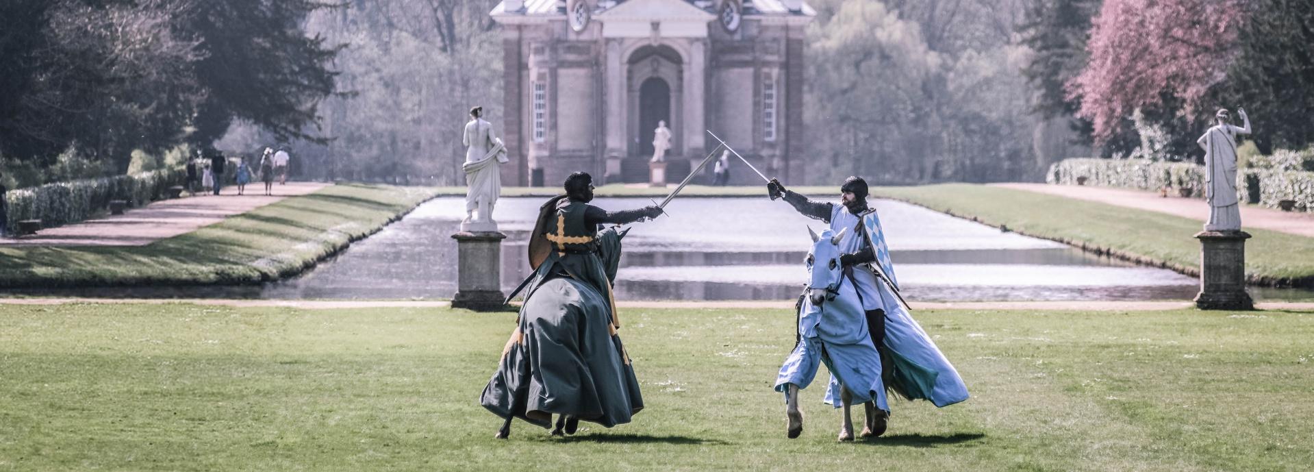 Historic Equitation